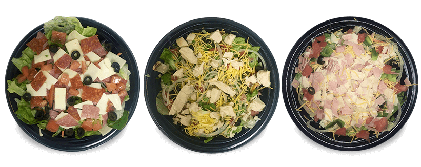 Choice Salads