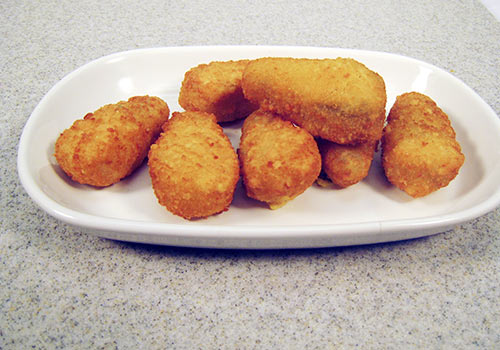Hot Poppers Cheddar